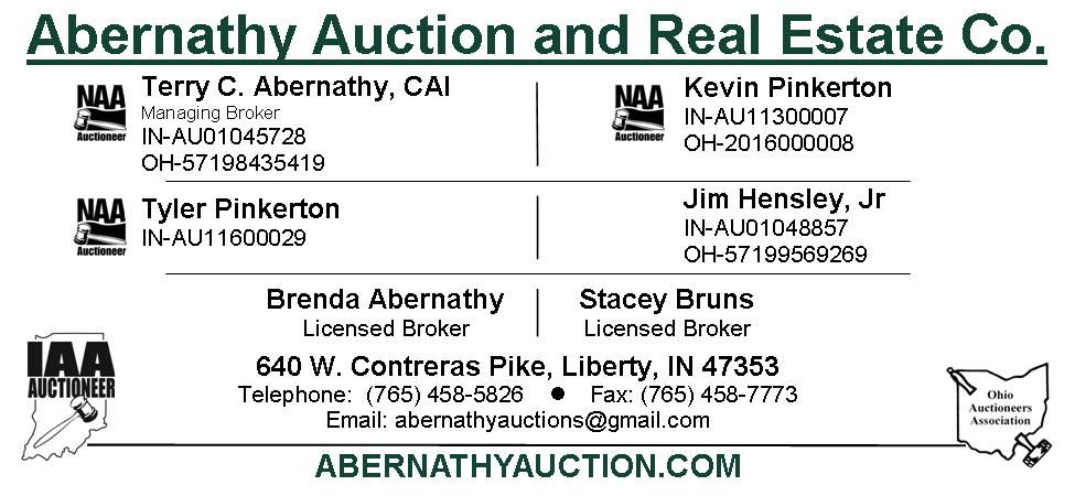 Abernathy Auction and Real Estate Co.